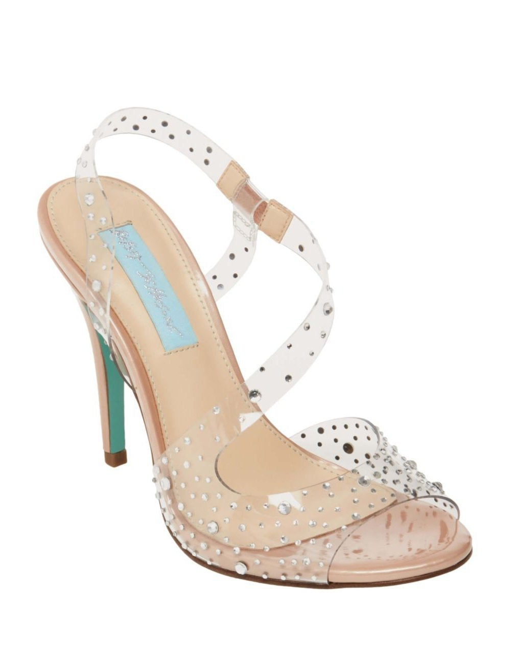 SB-FEY NUDE PATENT - SHOES - Betsey Johnson