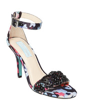 SB-GINA BLACK MULTI - SHOES - Betsey Johnson