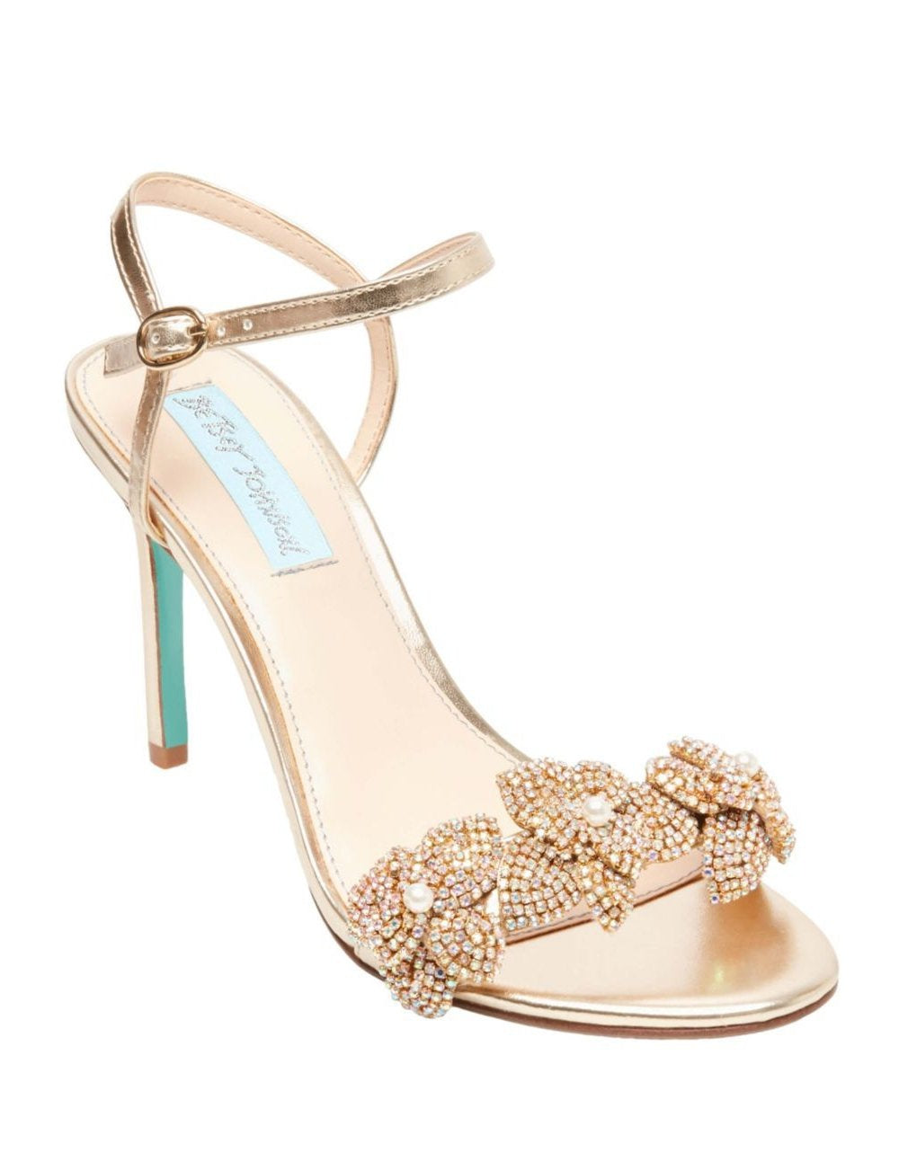 SB-HARLO GOLD - SHOES - Betsey Johnson