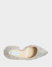 SB-HAZIL SILVER SATIN - SHOES - Betsey Johnson