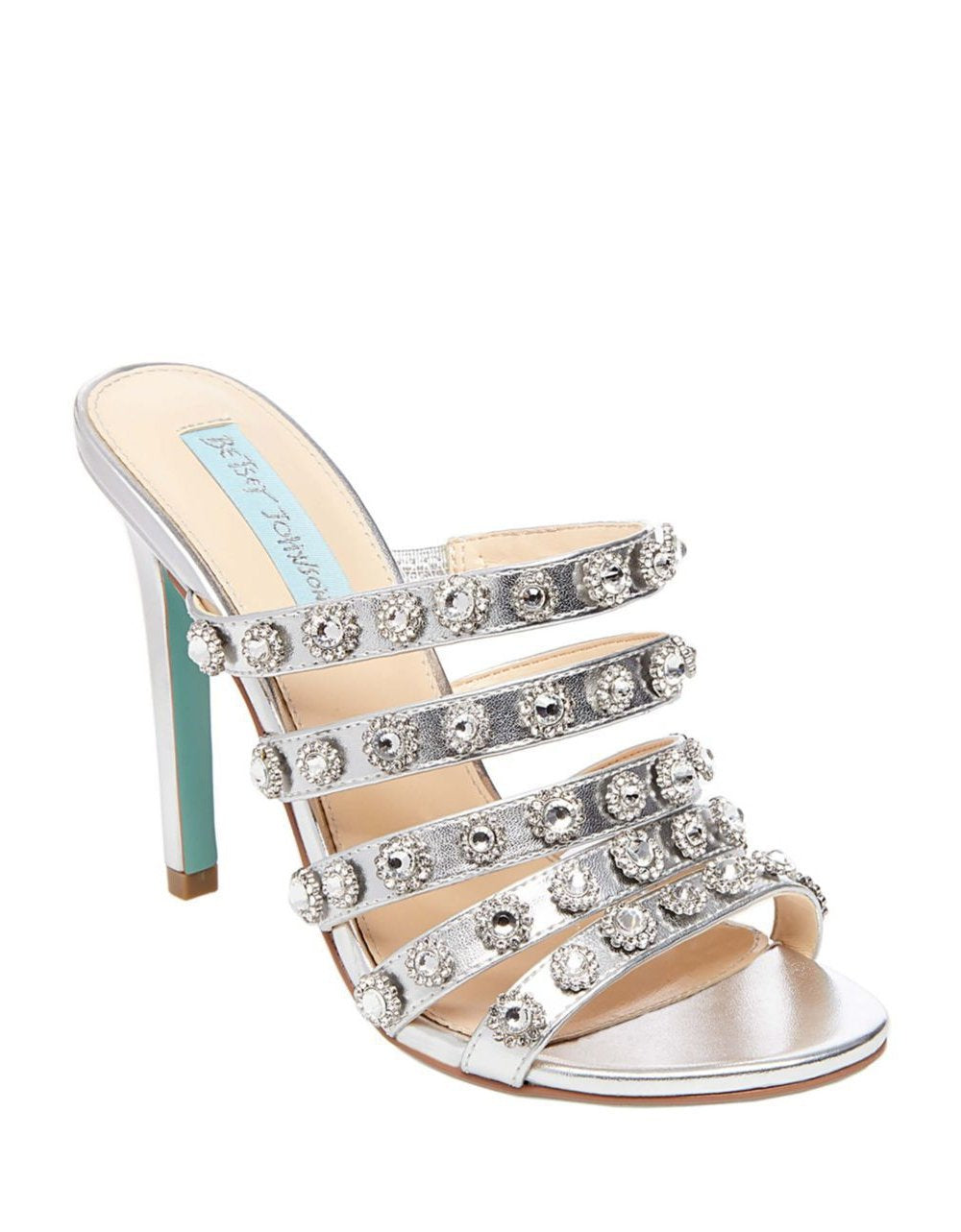 SB-JOVI SILVER METALLIC - SHOES - Betsey Johnson