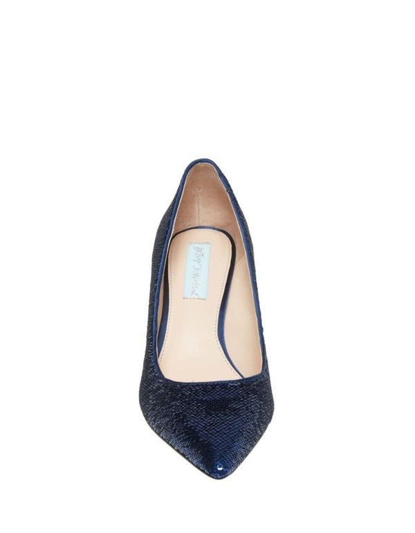 SB-KAMIE NAVY - SHOES - Betsey Johnson