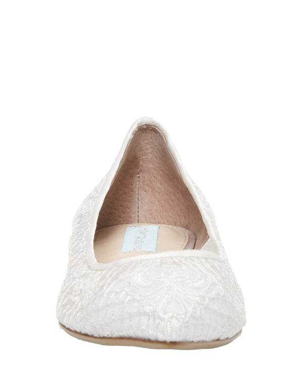 SB-LACEY IVORY - SHOES - Betsey Johnson