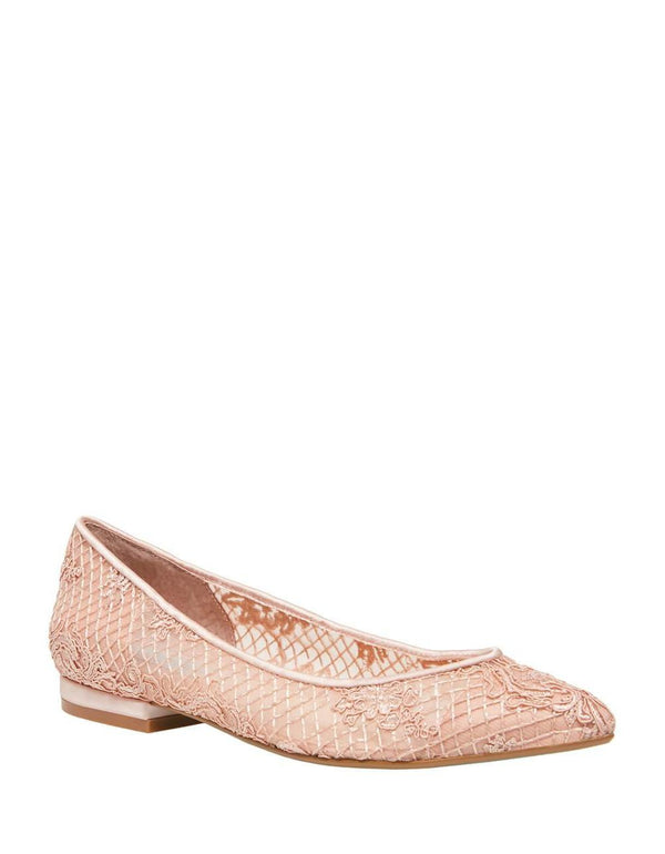 SB-LACEY NUDE - SHOES - Betsey Johnson