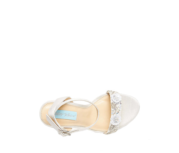 SB-LAKEN IVORY - SHOES - Betsey Johnson