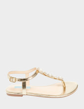 SB-LAUR GOLD METAL - SHOES - Betsey Johnson