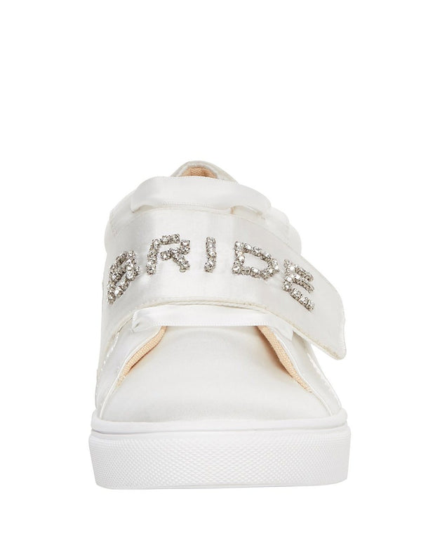 SB-LIANA IVORY SATIN - SHOES - Betsey Johnson