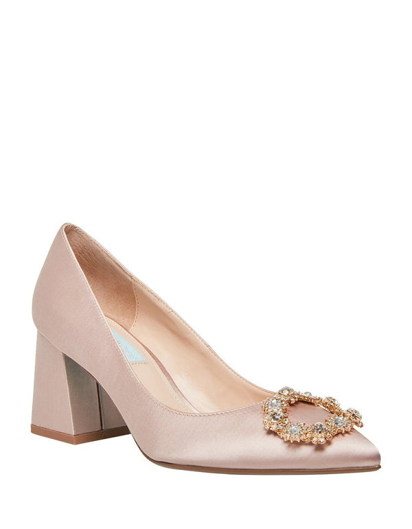 SB-LILLY NUDE - SHOES - Betsey Johnson
