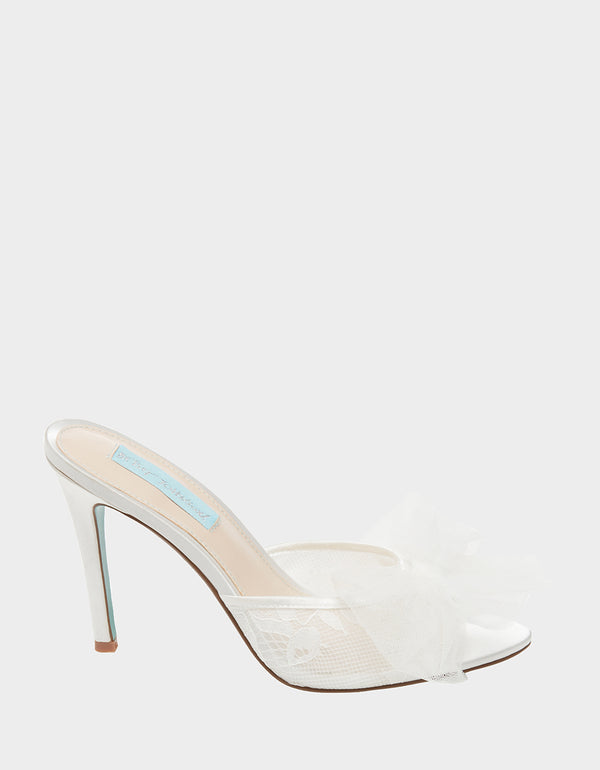 SB-LING IVORY - SHOES - Betsey Johnson
