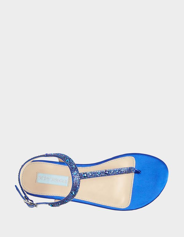 SB-LUX LIGHT BLUE - SHOES - Betsey Johnson