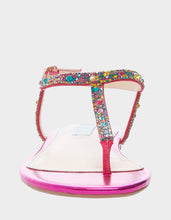 SB-LUX FUCHSIA FABRIC - SHOES - Betsey Johnson