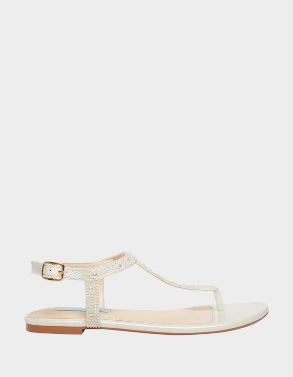 SB-LUX WHITE - SHOES - Betsey Johnson