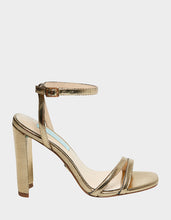 SB-MADY GOLD - SHOES - Betsey Johnson