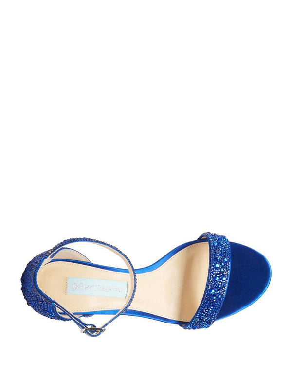 SB-MARI BLUE - SHOES - Betsey Johnson