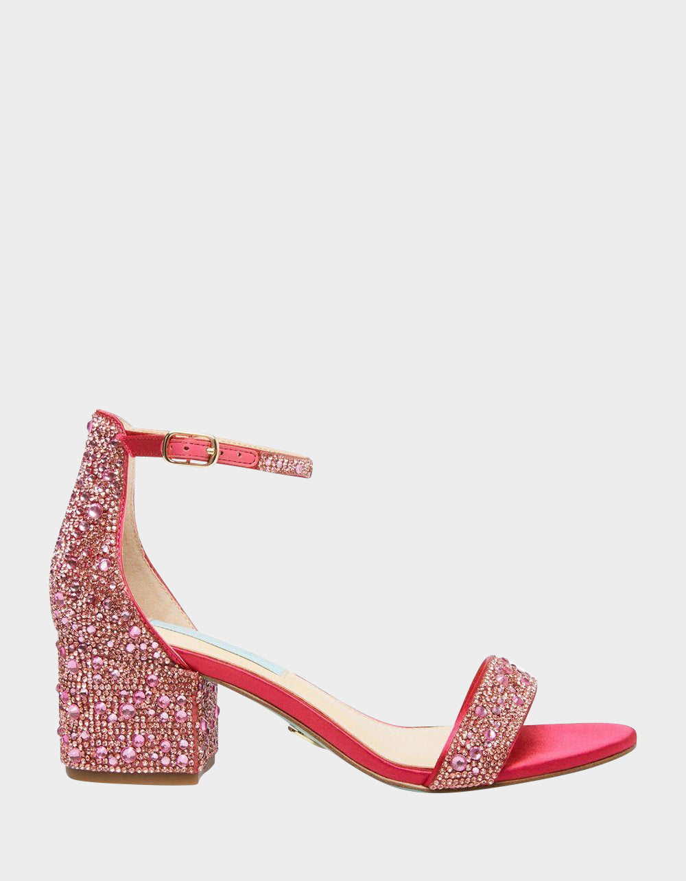 SB-MARI FUSCHIA FABRIC - SHOES - Betsey Johnson