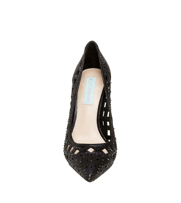 SB-MELLA BLACK - SHOES - Betsey Johnson