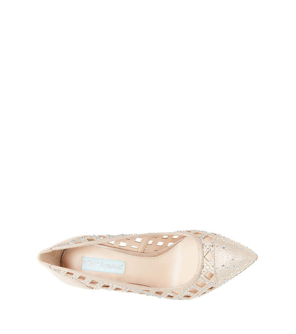 SB-MELLA NUDE - SHOES - Betsey Johnson