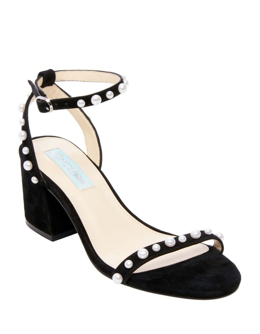 SB-MILLI BLACK - SHOES - Betsey Johnson