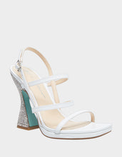 SB-PACEY WHITE LEATHER - SHOES - Betsey Johnson