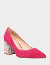 SB-PAIGE FUCHSIA - SHOES - Betsey Johnson