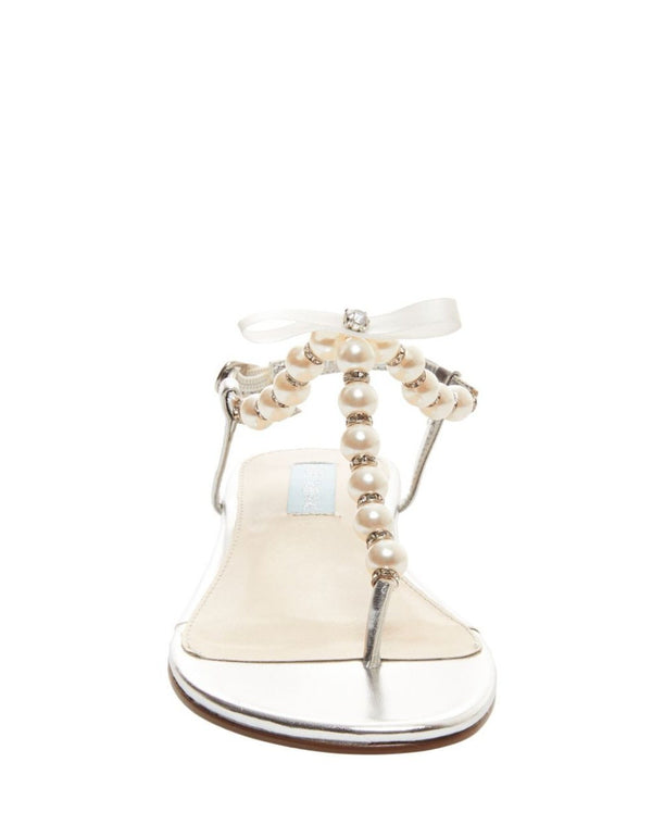 SB-PEARL SILVER - SHOES - Betsey Johnson