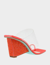 SB-POLLY ORANGE - SHOES - Betsey Johnson