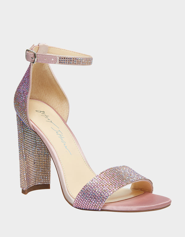 SB-RINA BLUSH MULTI - SHOES - Betsey Johnson