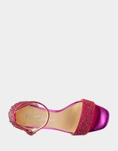 SB-RINA FUSCHIA FABRIC - SHOES - Betsey Johnson