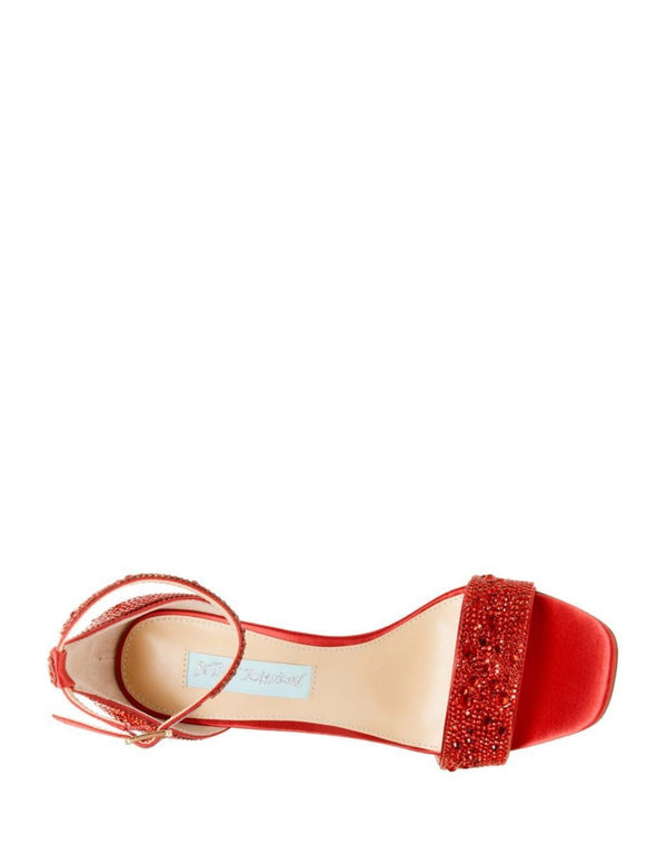 SB-RINA RED - SHOES - Betsey Johnson