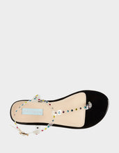 SB-ROSA BLACK MULTI - SHOES - Betsey Johnson
