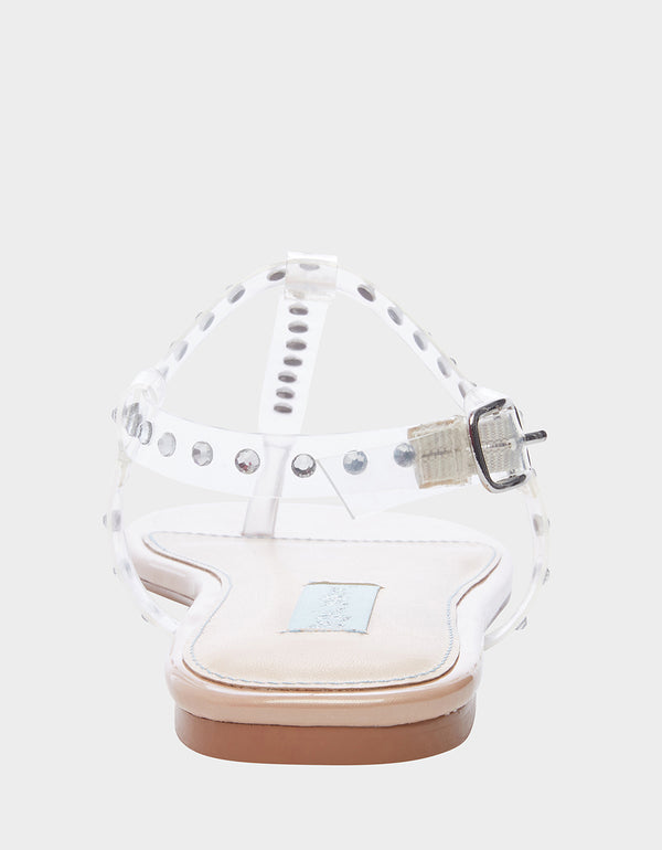 SB-ROSA CLEAR - SHOES - Betsey Johnson