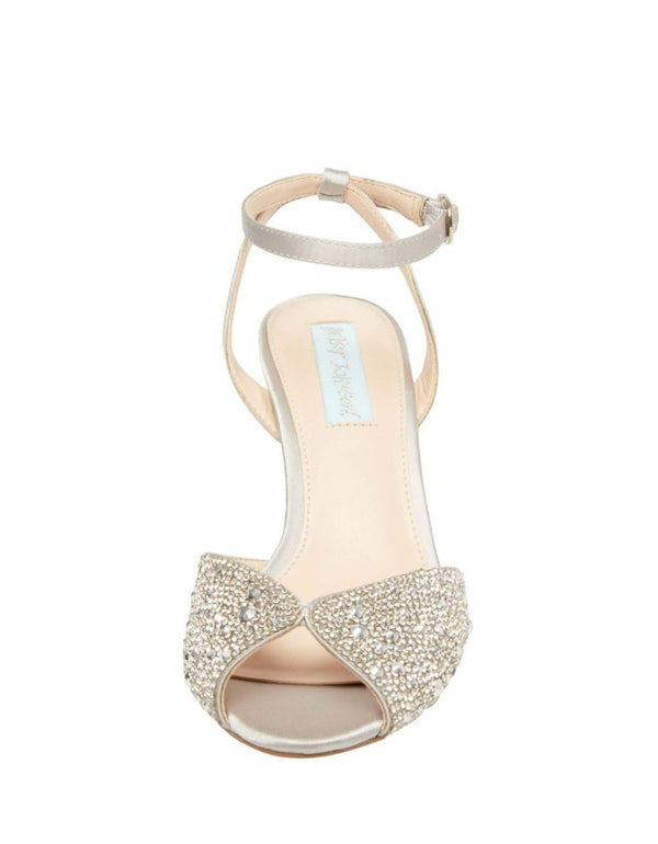 SB-ROYAL SILVER - SHOES - Betsey Johnson