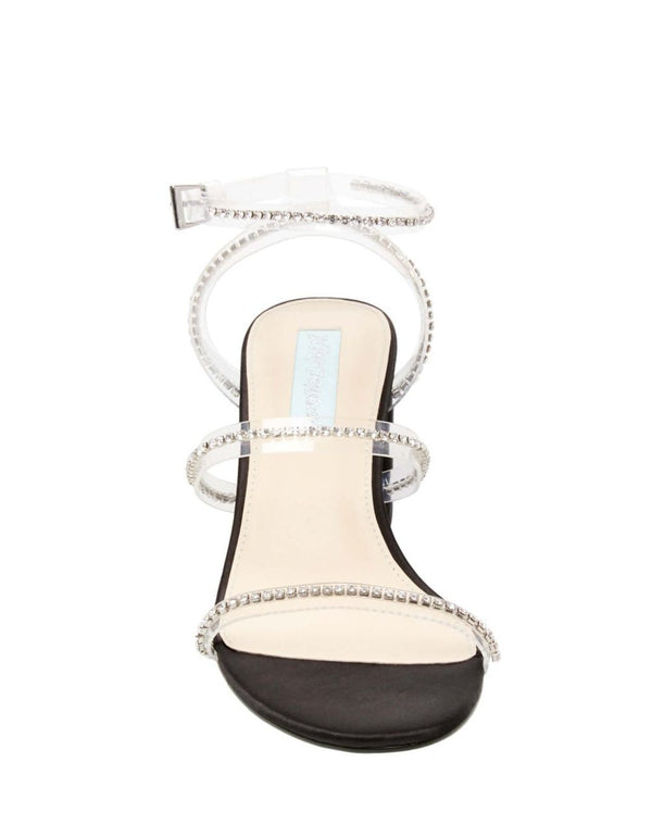 SB-SAMI BLACK METALLIC - SHOES - Betsey Johnson