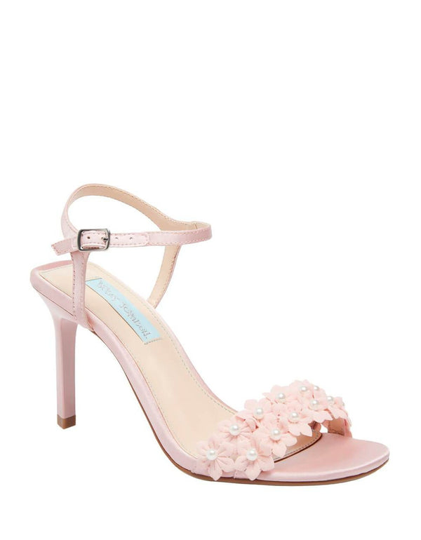 SB-SNOW PINK - SHOES - Betsey Johnson