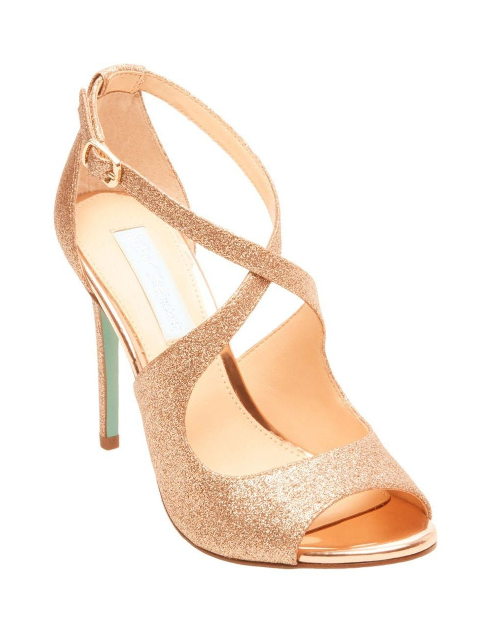 SB-TACIE GOLD GLITTER - SHOES - Betsey Johnson