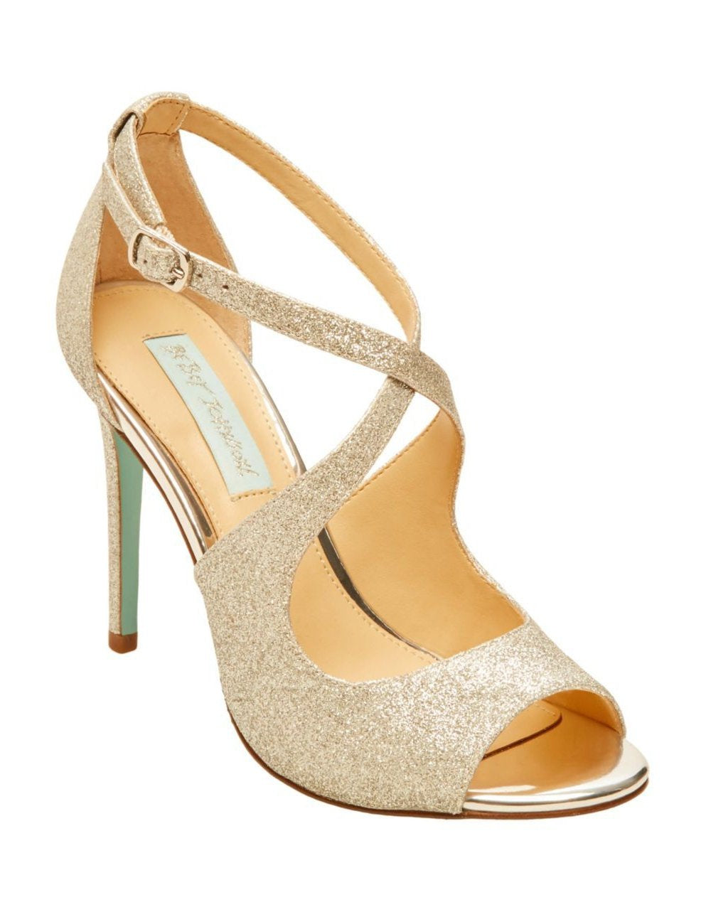 SB-TACIE SILVER GLITTER - SHOES - Betsey Johnson