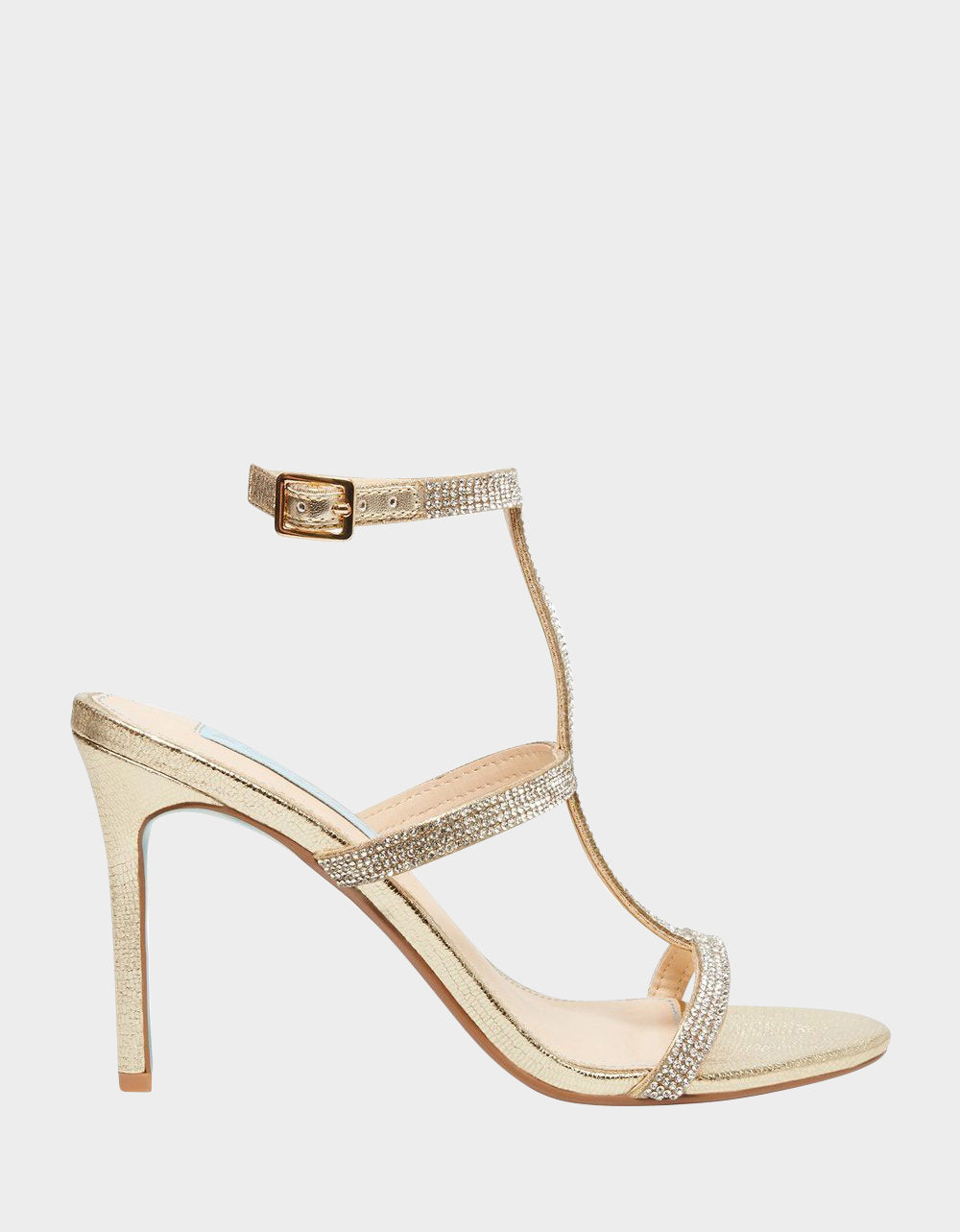 SB-TATE GOLD - SHOES - Betsey Johnson