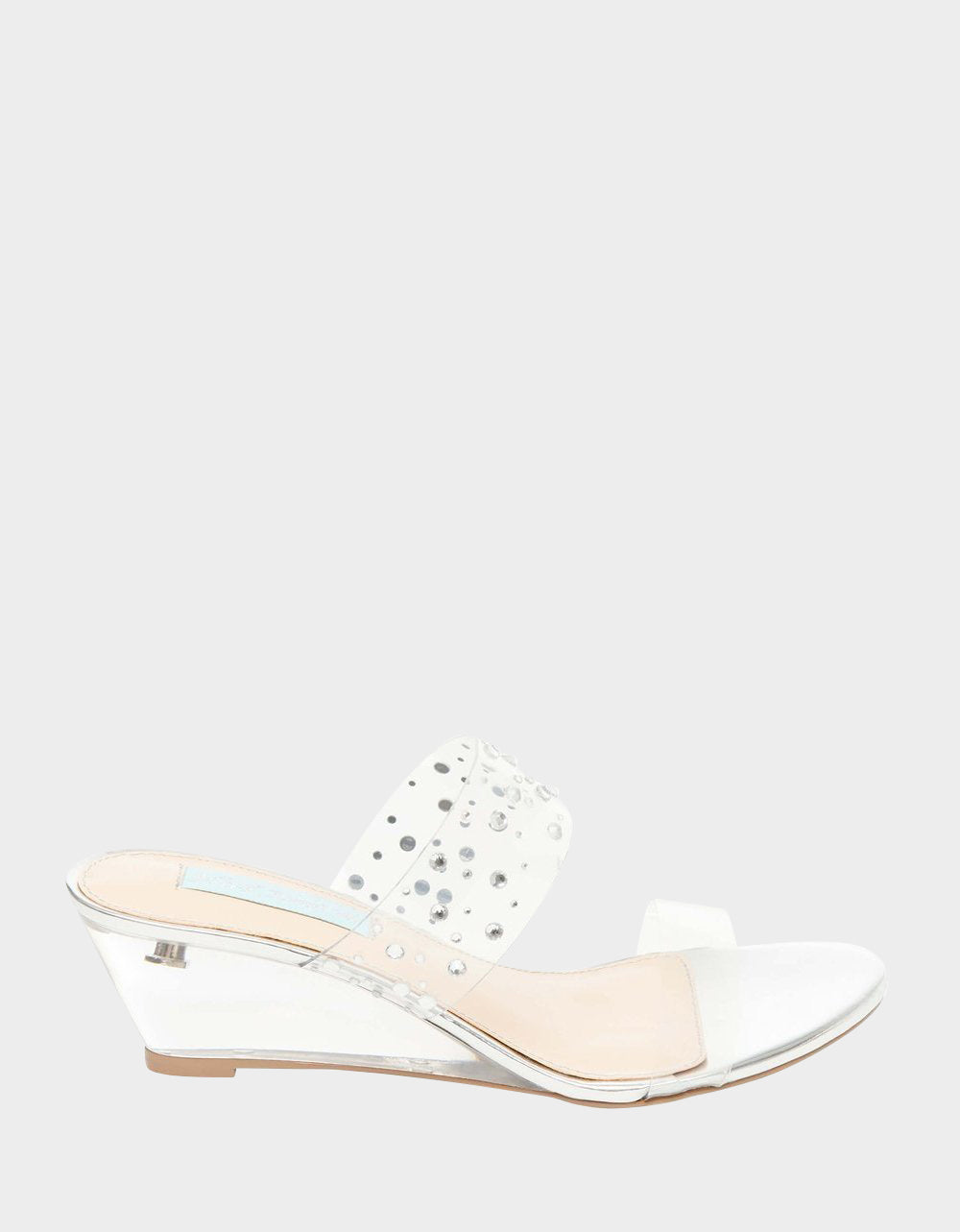 SB-VANA SILVER - SHOES - Betsey Johnson