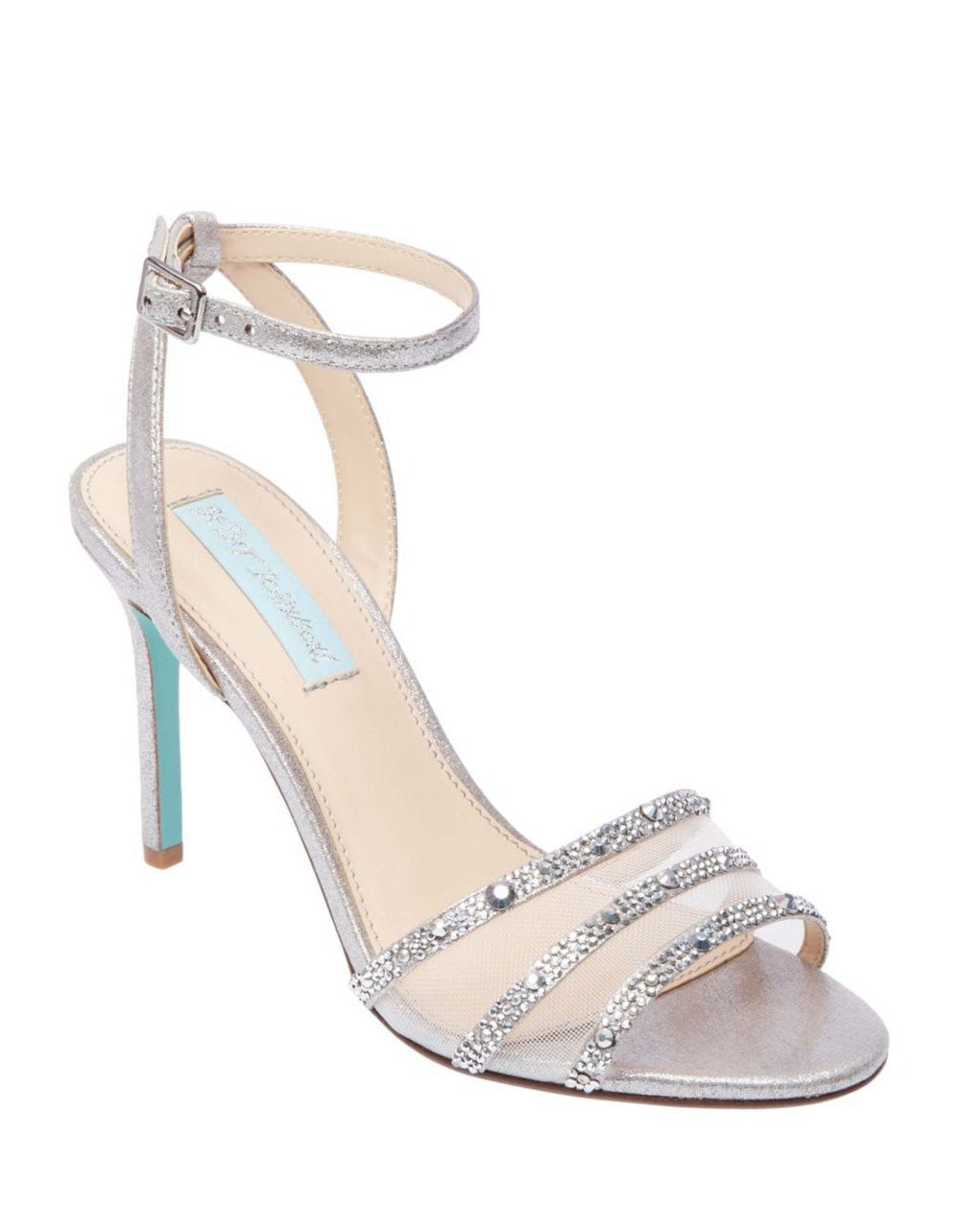 SB-VEDA SILVER - SHOES - Betsey Johnson