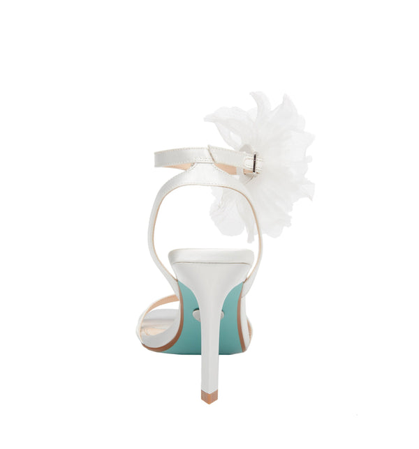SB-YASMI IVORY SATIN - SHOES - Betsey Johnson