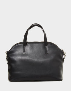 SLITHERING AROUND SATCHEL BLACK