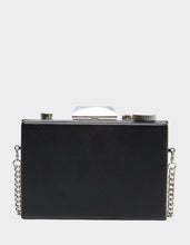 SMILE FOR THE CAMERA BAG BLACK - HANDBAGS - Betsey Johnson