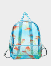 SO-FISH-TOCATED LARGE BACKPACK CLEAR - HANDBAGS - Betsey Johnson
