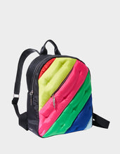 PRISMATIC FANATIC LARGE BACKPACK RAINBOW MULTI - HANDBAGS - Betsey Johnson