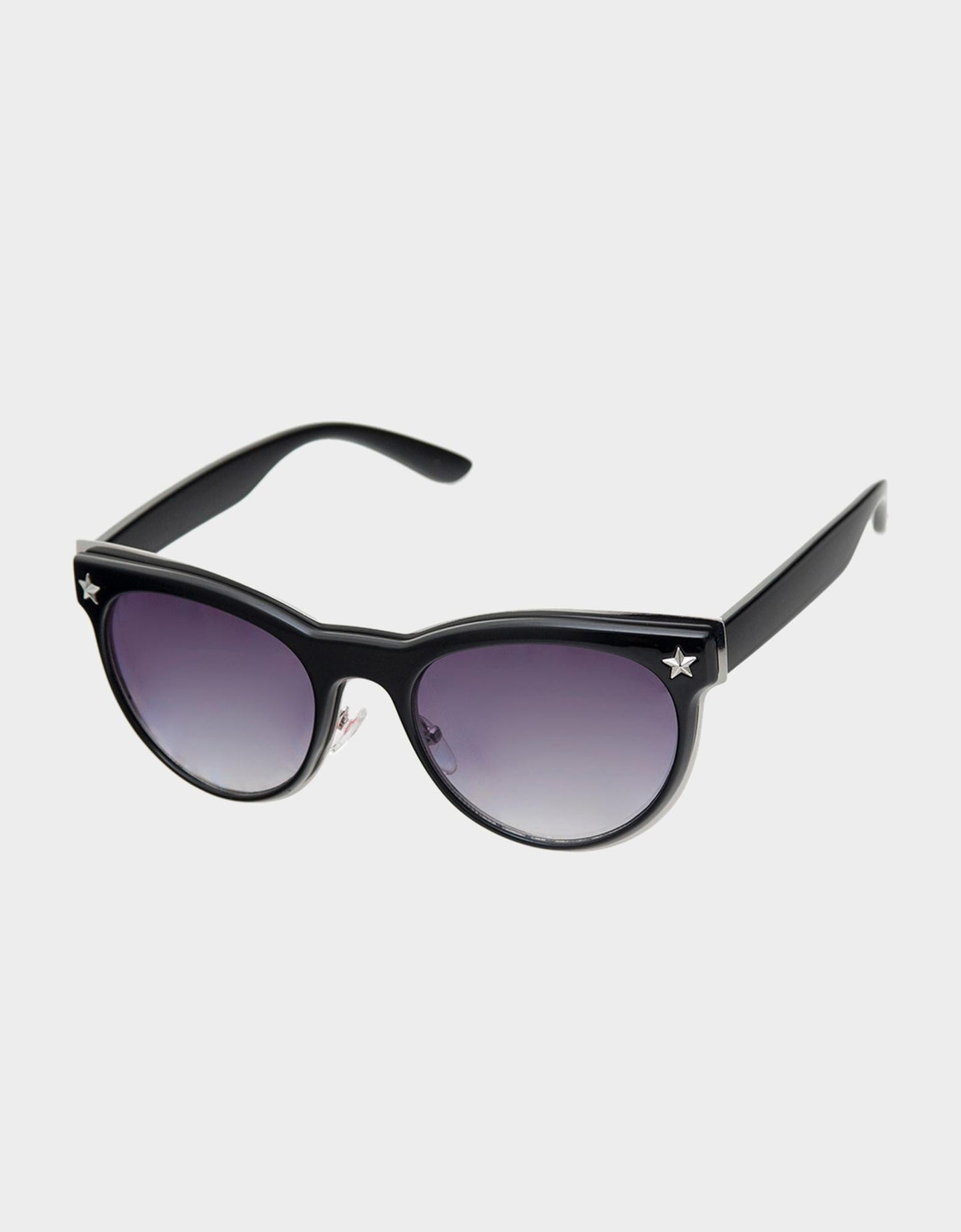 STAR SEARCH SUNGLASSES BLACK - ACCESSORIES - Betsey Johnson