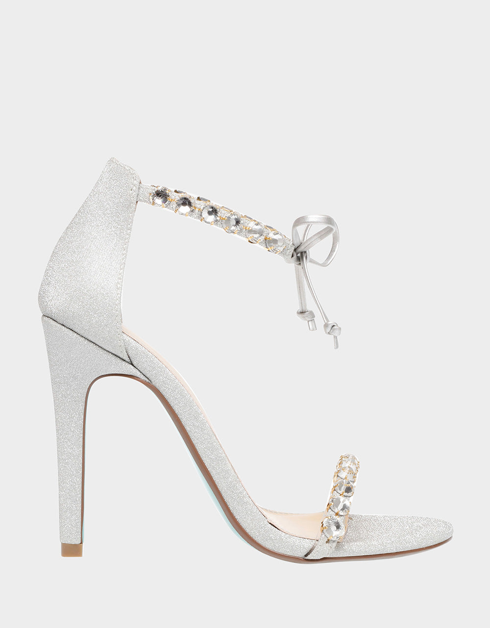 SB-GILLY SILVER - SHOES - Betsey Johnson