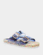 STRAUS BLUE MULTI - SHOES - Betsey Johnson