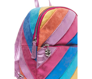 STRIPE HYPE SMALL BACKPACK MULTI