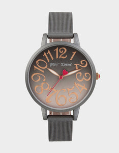 SUNSET OMBRE MESH WATCH MULTI