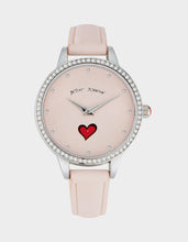 SWEEPING ICONS WATCH PINK - JEWELRY - Betsey Johnson